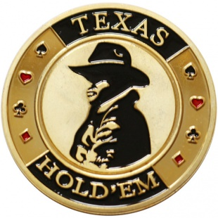 "Хранитель карт (Card-Guard) ""Texas Hold`em Men"""